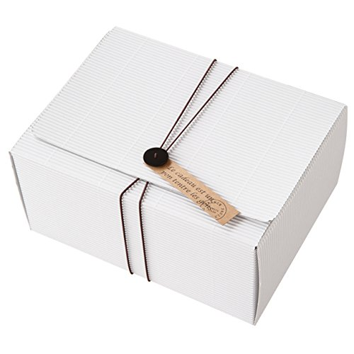 Hộp quà tặng Single-L trắng (10 ảnh) SDW-GB3