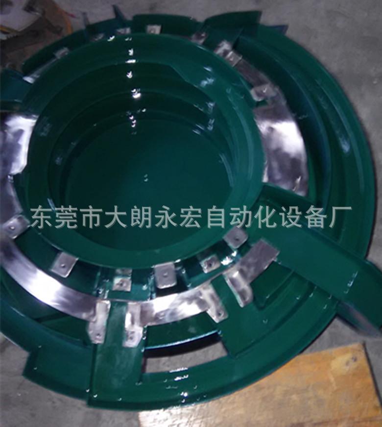 Tùy chỉnh Thâm Quyến đĩa rung rung động sắp xếp xử lý hạt thép không gỉ tấm lông rung động. Các nhà