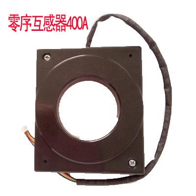400A loại tinh thể lỏng dư hiện tại có hành động bảo vệ cầu dao điện điều khiển máy phát hành 2
