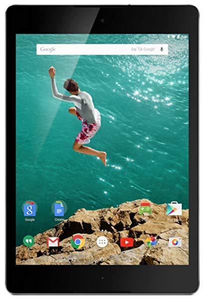 Máy tính bảng Google Nexus 9 (8.9-Inch, 16 GB, Trắng)