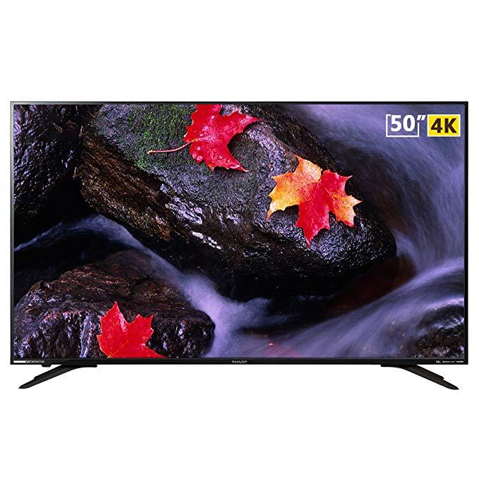 SHARP Sharp LCD-50SU575A Màn hình tinh thể lỏng LCD mỏng 50 inch 10mm 50 inch 4K Ultra HD TV