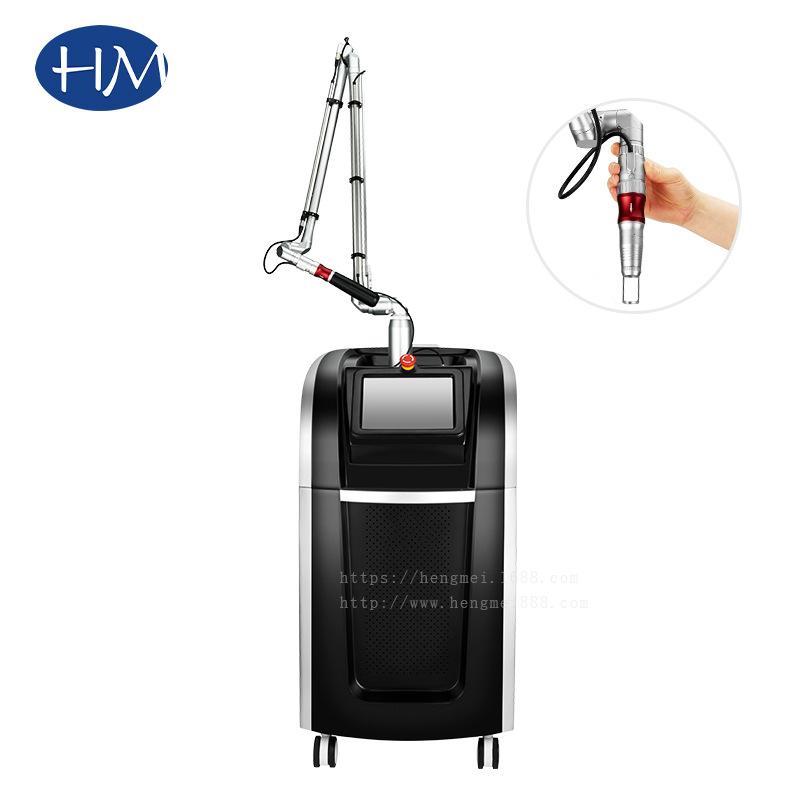 Dụng cụ chuyên dùng Thiết bị đặc biệt dành cho thẩm mỹ viện Picosecond laser 755 Honeycomb picosecon