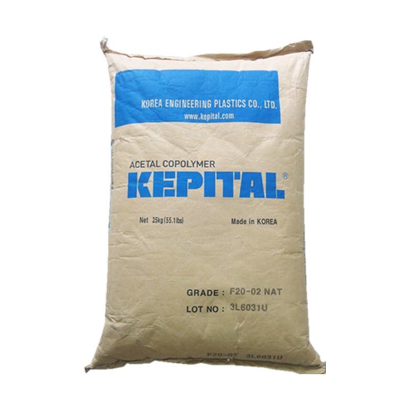 Thị trường Hoá chất POM / Nhựa kỹ thuật Hàn Quốc / F10-02 Kháng hóa chất Đùn cao
