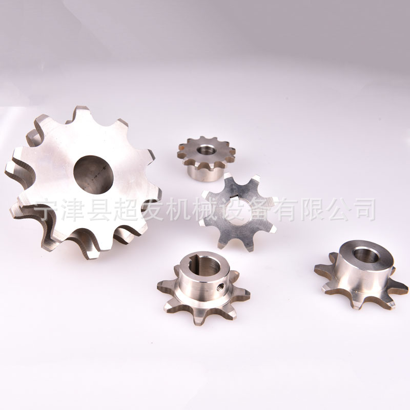 CHAOFA Bánh răng thép không gỉ 304/316 tùy chỉnh được sản xuất / bánh răng thúc đẩy / công nghiệp /