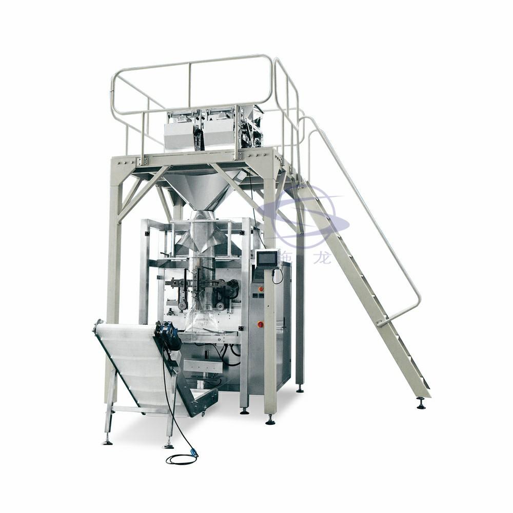 Máy đóng gói hạt tự động, máy đóng bao ngũ cốc