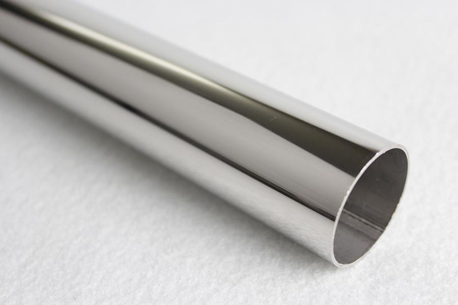 JUNYE Thị trường sắt thép Nhà máy 304, 6K gương thép không gỉ ống chính xác chống ăn mòn ống tròn nh