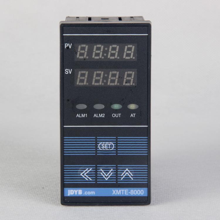 JINDIAN Đồng hồ chuyên dùng Máy đo nhiệt độ khuôn máy đặc biệt thẻ mã vàng XMTE-8451D K 400 ° C