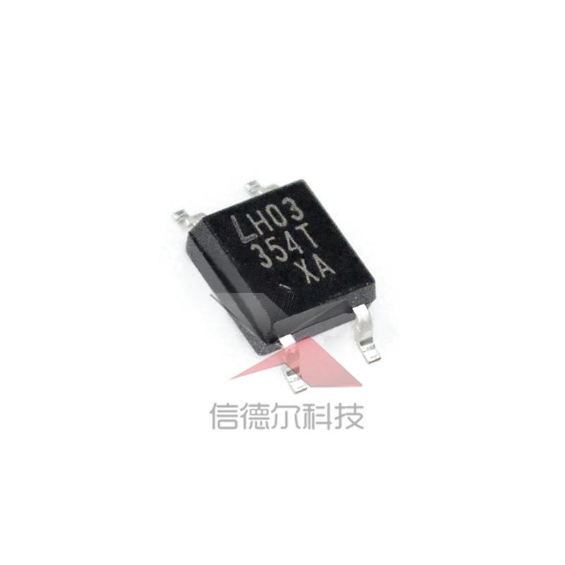 Thiết bị điện quang LTV-354T-A SOP4 Lite-On Một thành phần IC ghép nối đại lý với một điểm duy nhất