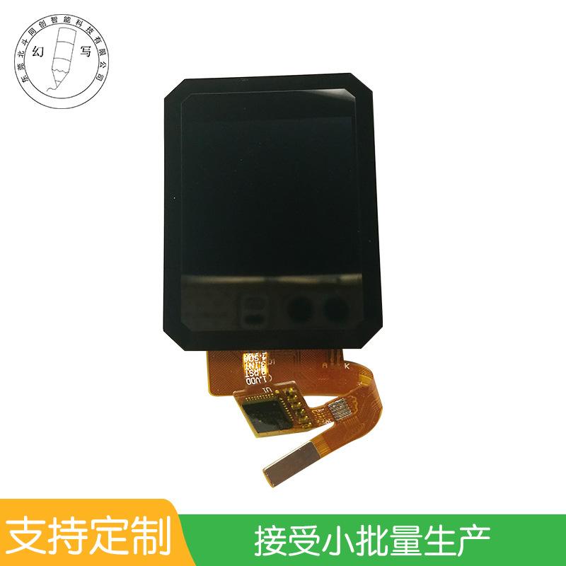 HUANXIE Sản phẩm LCD Nhà máy Quảng Đông trực tiếp 1,2 màn hình vuông đồng hồ thể thao lắp ráp LCD Sả