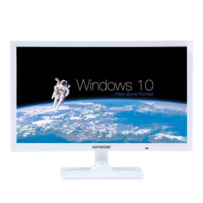 DUOSHICAI Màn hình máy tính Màn hình LCD led HD siêu mỏng 19 inch 22 inch