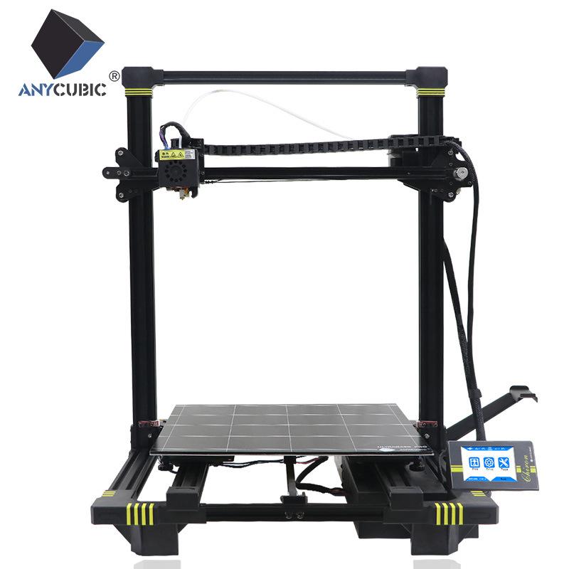 ANYCUBIC  Máy in 3D liệt kê mới chiron kích thước lớn độ chính xác cao nhà sản xuất giáo dục máy in