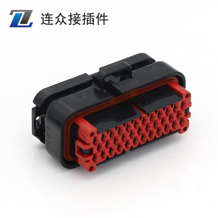 LIANZONG Giắc nối bộ điều khiển epec2024 35 lõi 771644-1 ổ cắm