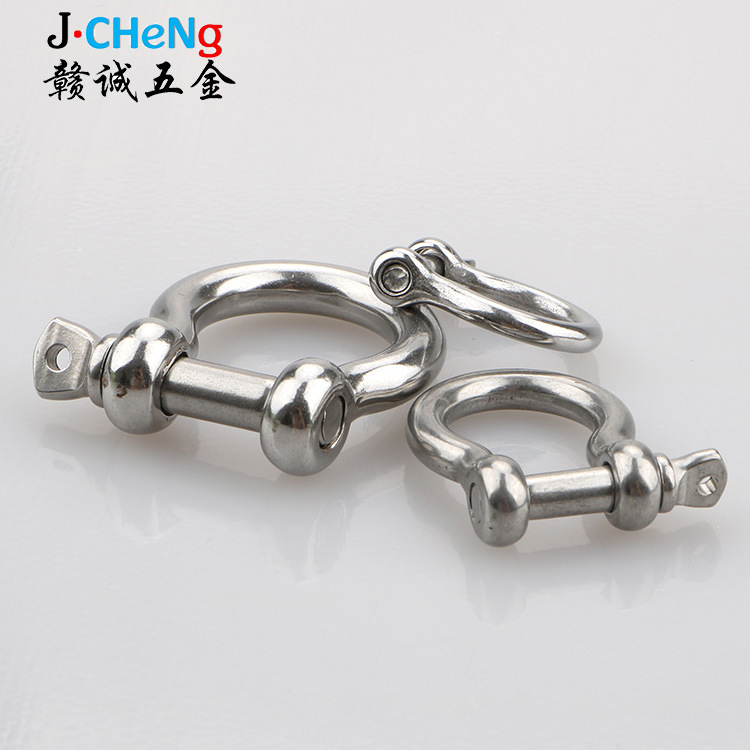 GANCHENG Ma-ní Xuất xứ hàng hóa Hạ Môn Yucheng inox 304 cung cùm phụ kiện phần cứng M6