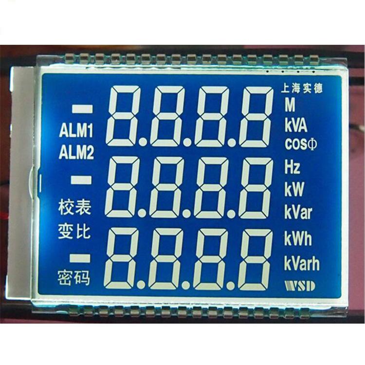 BOYI Sản phẩm LCD Màn hình LCD LCD cho bộ phân phối nhiên liệu Nhà máy đã bán sản phẩm này với số lư