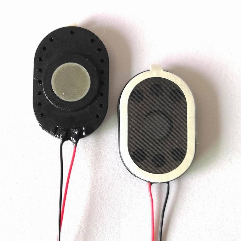 AAB Loa 2030 sừng hình bầu dục 8 ohm 1 watt 3020 chó điện tử máy tính bảng psp ghi âm lái xe
