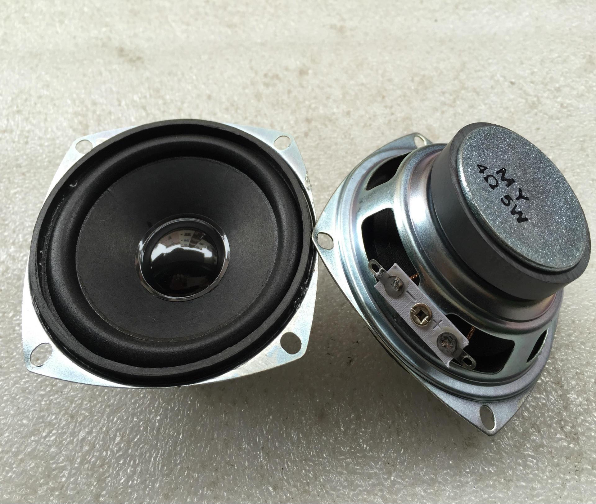MY Loa Spot loa 3 inch kim cương 45 bong bóng từ tính âm thanh 77MM đầy đủ tần số vuông 4 euro 5 wat