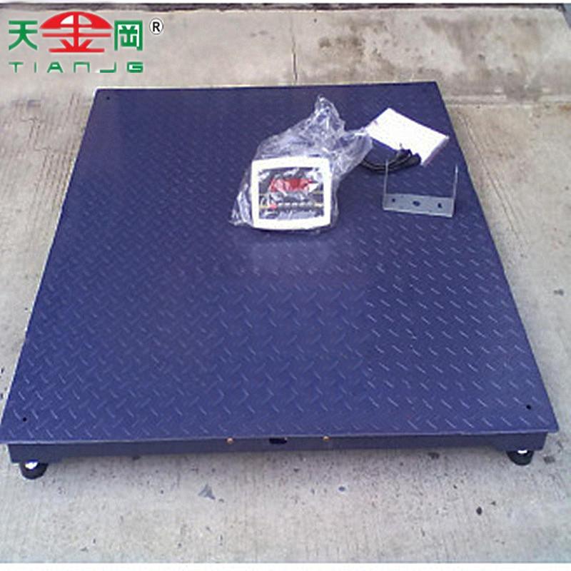 LANGKE Cân sàn Cân điện tử SCS-3T3 tấn trên mặt đất