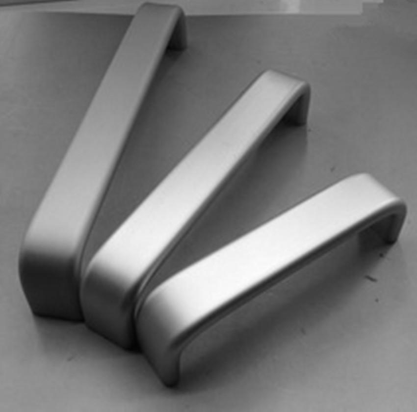 Thị trường ngũ kim Solid hiện đại tối giản không gian hợp kim nhôm phần cứng xử lý ngăn kéo tủ quần