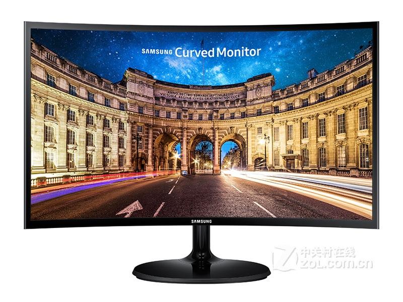 Màn hình LED Màn hình máy tính LCD cong cong 27 inch Samsung C27F390FH