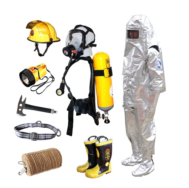 HRD Thiết bị an toàn - Cung cấp thiết bị cho Lính cứu hỏa .