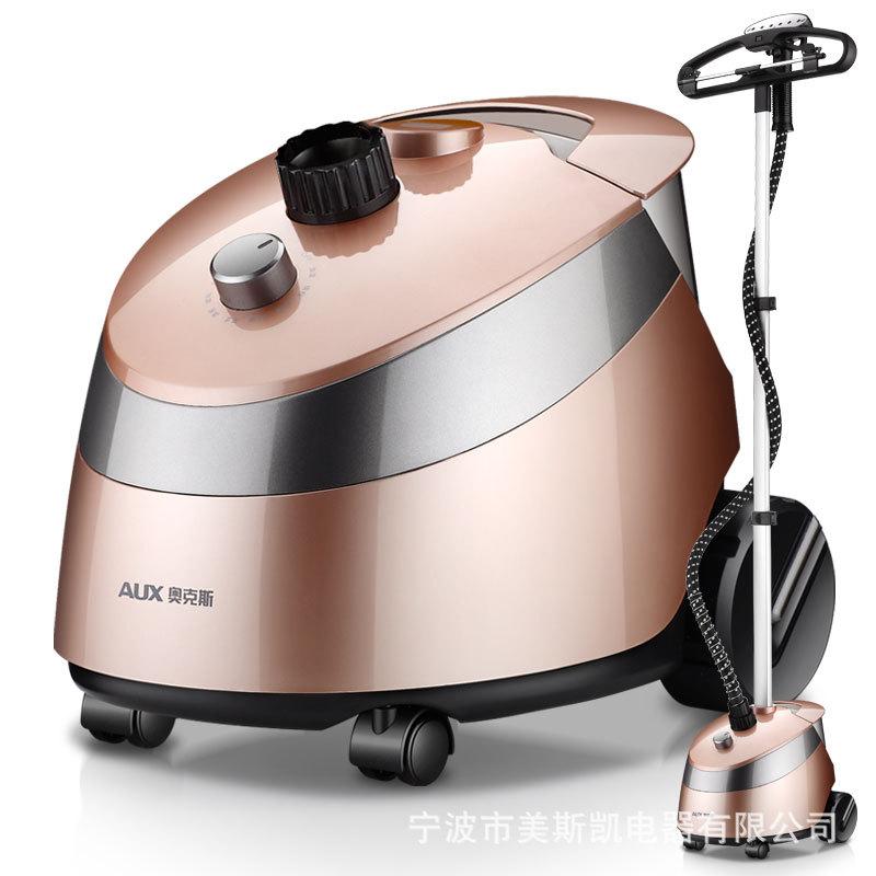Đồ điện gia dụng : máy ủi hơi nước công suất cao AUX , dạng cầm tay ủi đứng thẳng .