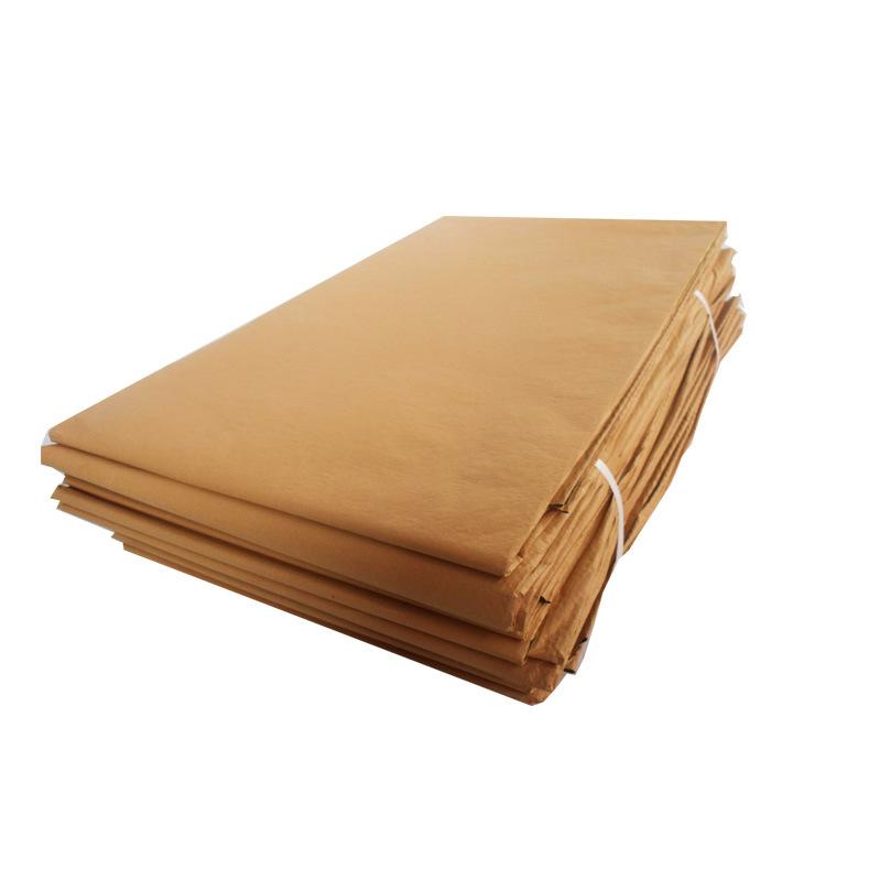 TAIJIN Nguyên liệu sả xuất giấy Nhà máy giấy kraft trực tiếp cán giấy cắt da bọc giấy màu đồng thực