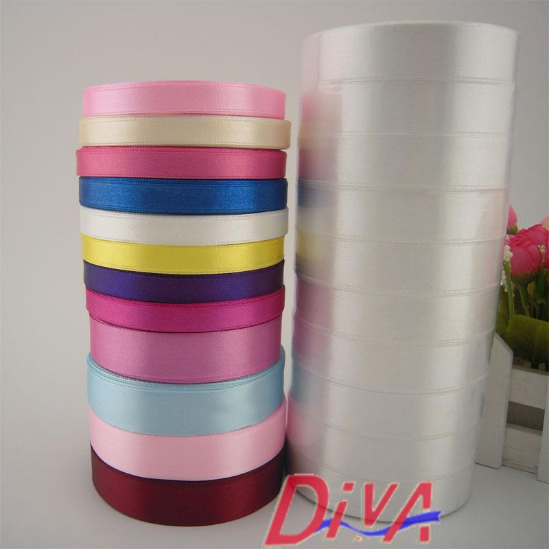 Diya đai dệt ruy băng ruy băng bán buôn nhà máy thông số kỹ thuật trực tiếp màu hoàn thành ruy băng