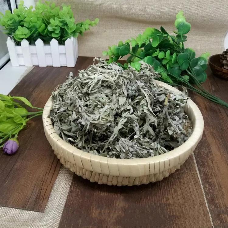 Nguyên liệu sản xuất  : cây ngải cứu dại chế biến nguyên liệu