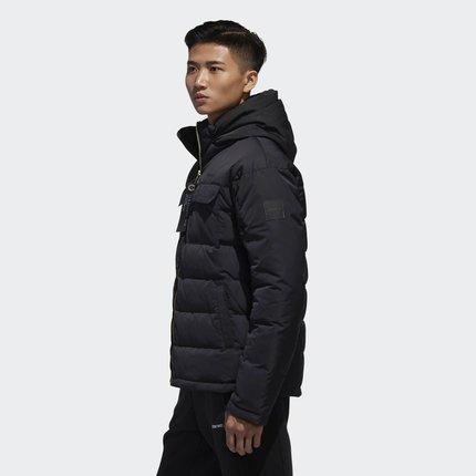 Adidas Phái nam Adidas chính thức adidas neo M FAV DOWN JKT nam xuống áo khoác DM2204
