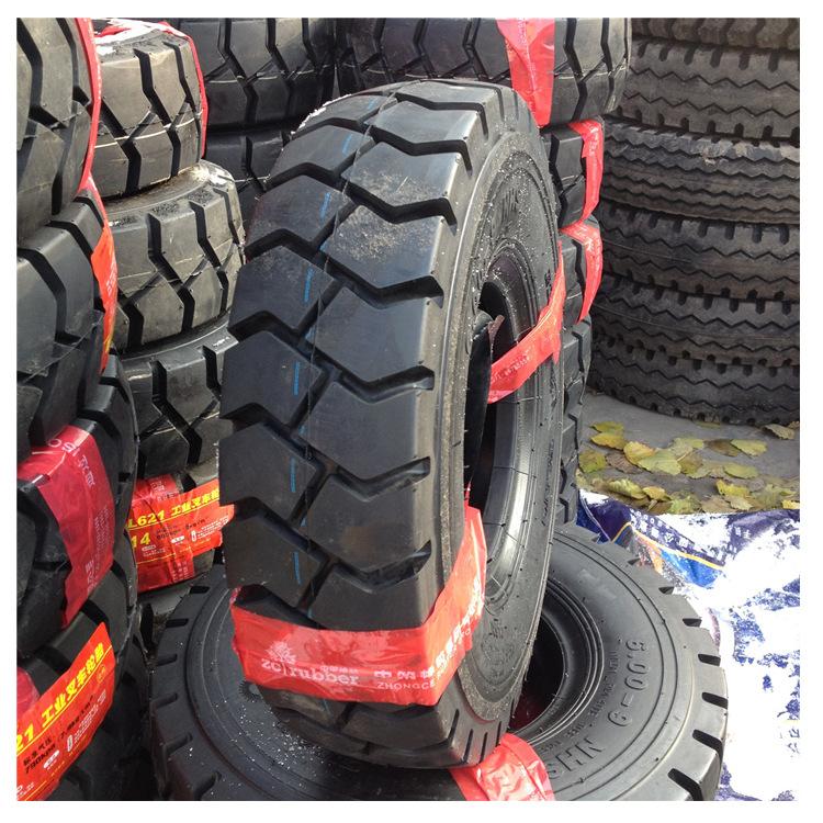 Chaoyang - Lốp xe nâng khí nén chính hãng 7.00-12 Lốp xe nâng công nghiệp