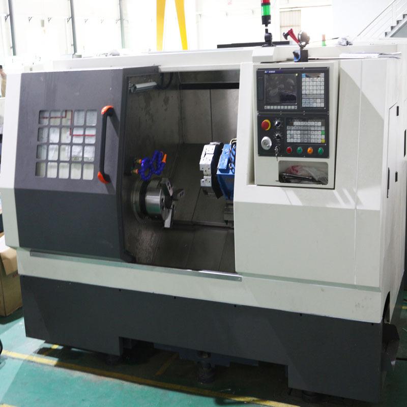 Công nghệ Máy tiện CNC trực tiếp HXCNC108H .