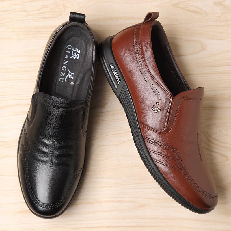 Giày da nam QIANGZU
