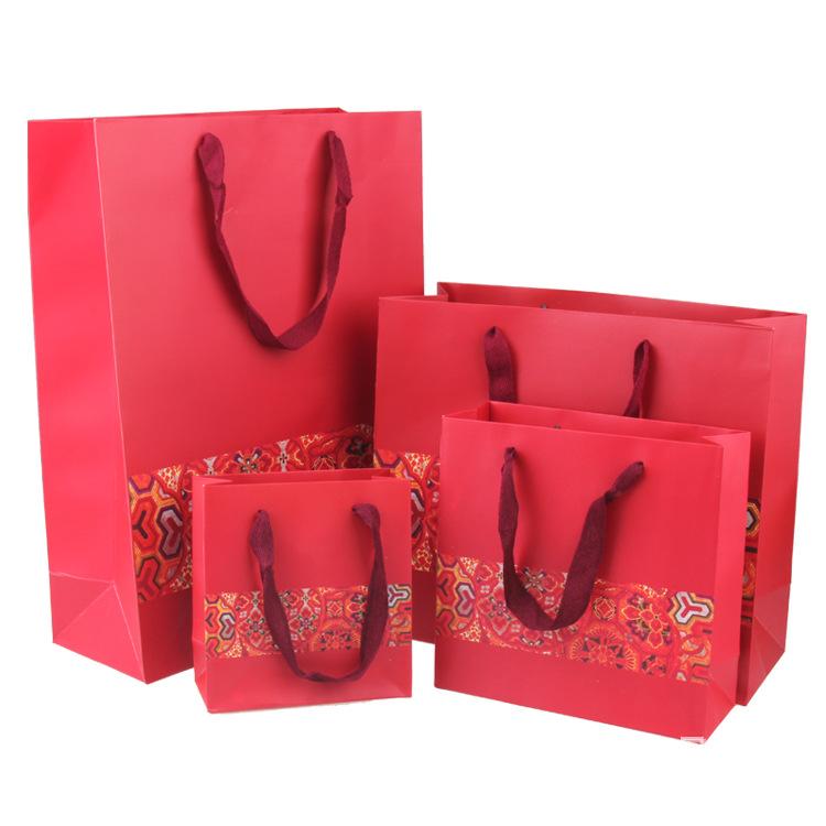 Túi Giấy quà tặng phong cách  Cổ Điển Trung Quốc .