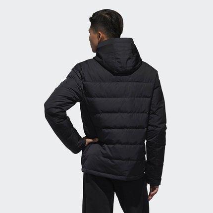 Adidas  Phái nam Adidas chính thức adidas neo M HID HO JKT áo khoác nam DU2389