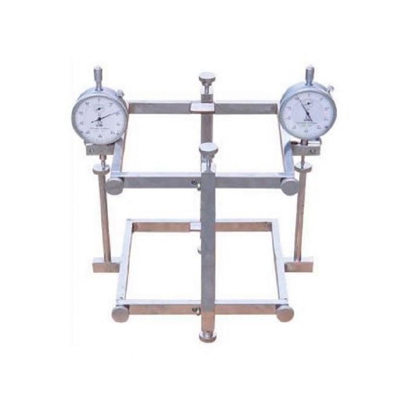 Dụng cụ đo mô đun đàn hồi bê tông loại TM-II (vuông)