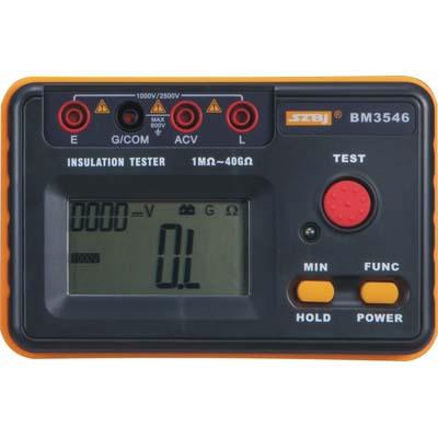 Dụng cụ đo điện trở kỹ thuật số Binjiang kỹ thuật số 3546 megohmmeter 2500v