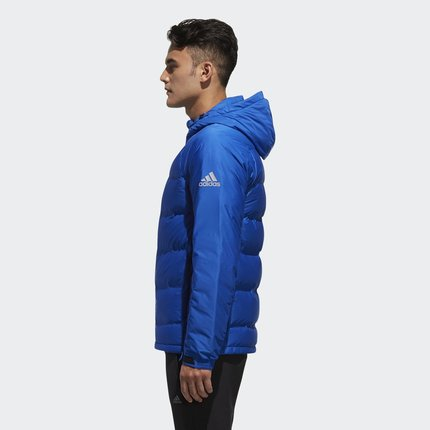 Adidas Phái nam Adidas chính thức STRETCH HOODIE áo khoác ngoài trời nam DM1975 DM1973