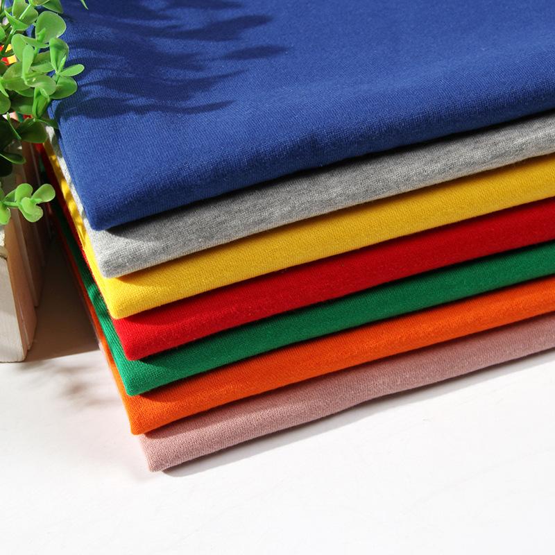 Vải French Terry (Vấy cá) [Sản phẩm mới] vải terry lớn nam và nữ áo len thể thao phù hợp với quần áo
