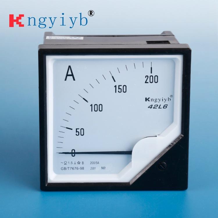 Vôn kế 42L6-a dụng cụ đo điện áp dòng điện xoay chiều .