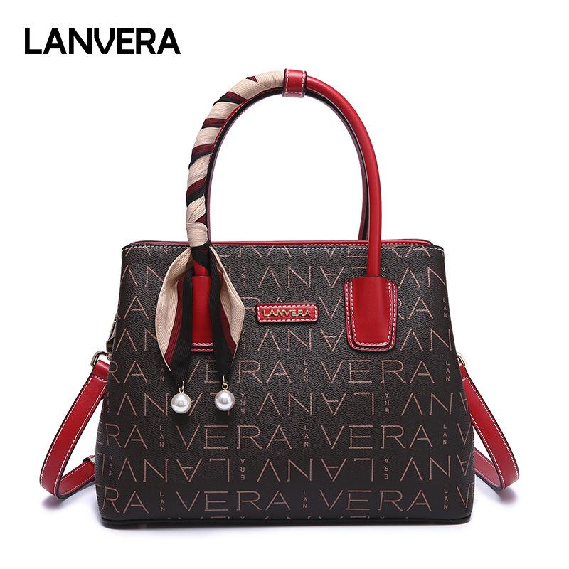 Túi xách Hiệu LANVERA  - L8723B90