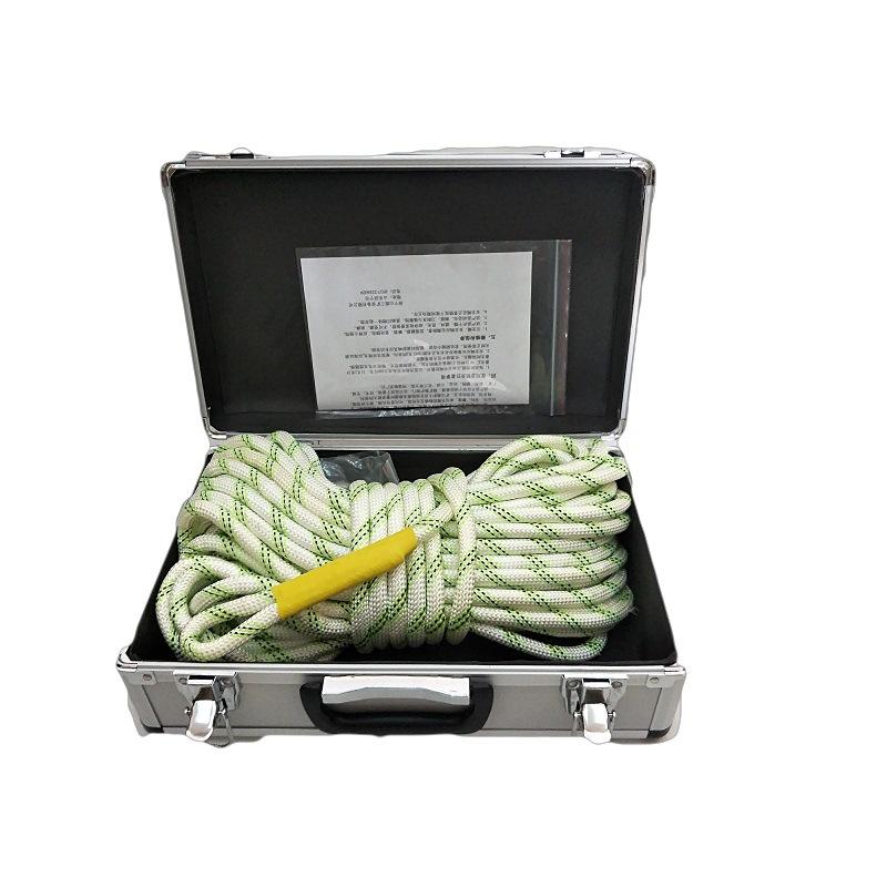 SHANNENG Thiết bị an toàn - Dây cứu hộ chuyên nghiệp phản quang , dây cứu sinh tại chỗ 30m