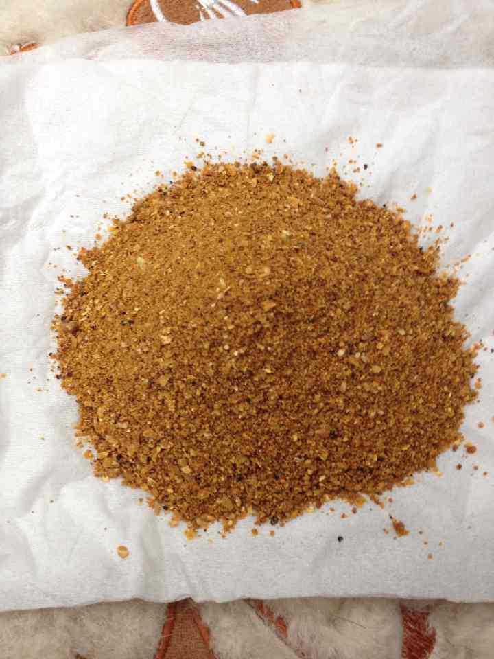 Nguyên liệu sản xuất thức ăn chăn nuôi Sản xuất lâu dài nguyên liệu thực vật mới, dư lượng protein đ