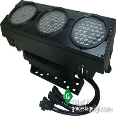 Đèn LED Wall Washer KTV bar thiết bị ánh sáng 108 viên 1W thấm nước rửa đèn dẫn đến bức tường.