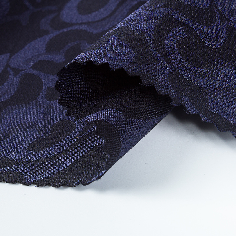 Vải pha sợi Dệt căng vải jacquard nam thời trang Váy mặc giản dị vải Bán buôn