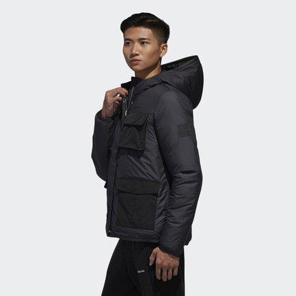 Adidas Phái nam  Adidas chính thức adidas neo M PK MIL DW JKT nam xuống áo khoác DU2393