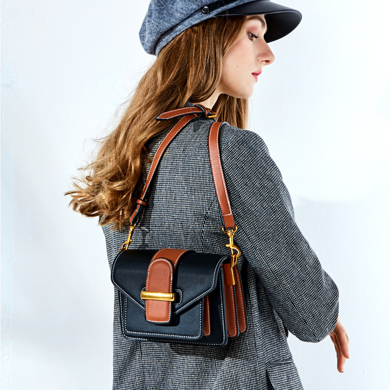 KSTEN MILLET Thời trang Túi xách nữ  Hàn Quốc dạng túi đeo vai nữ .
