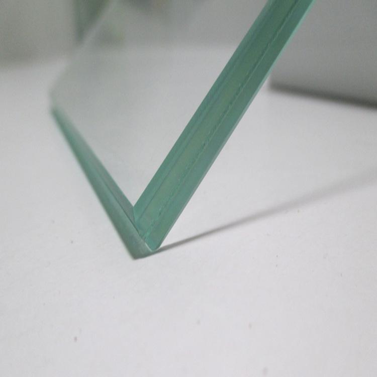 kính cường lực 4 + 4mm Chất lượng cao trong suốt nhiều lớp