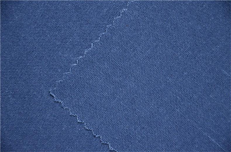 Vải Cotton pha Nhà máy trực tiếp vải bông cotton và vải lanh 11 * 11 vải lanh pha trộn bông vải thủ