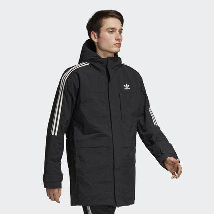 Adidas Phái nam Adidas chính thức adidas clover DOWN PARKA áo khoác nam DH5024