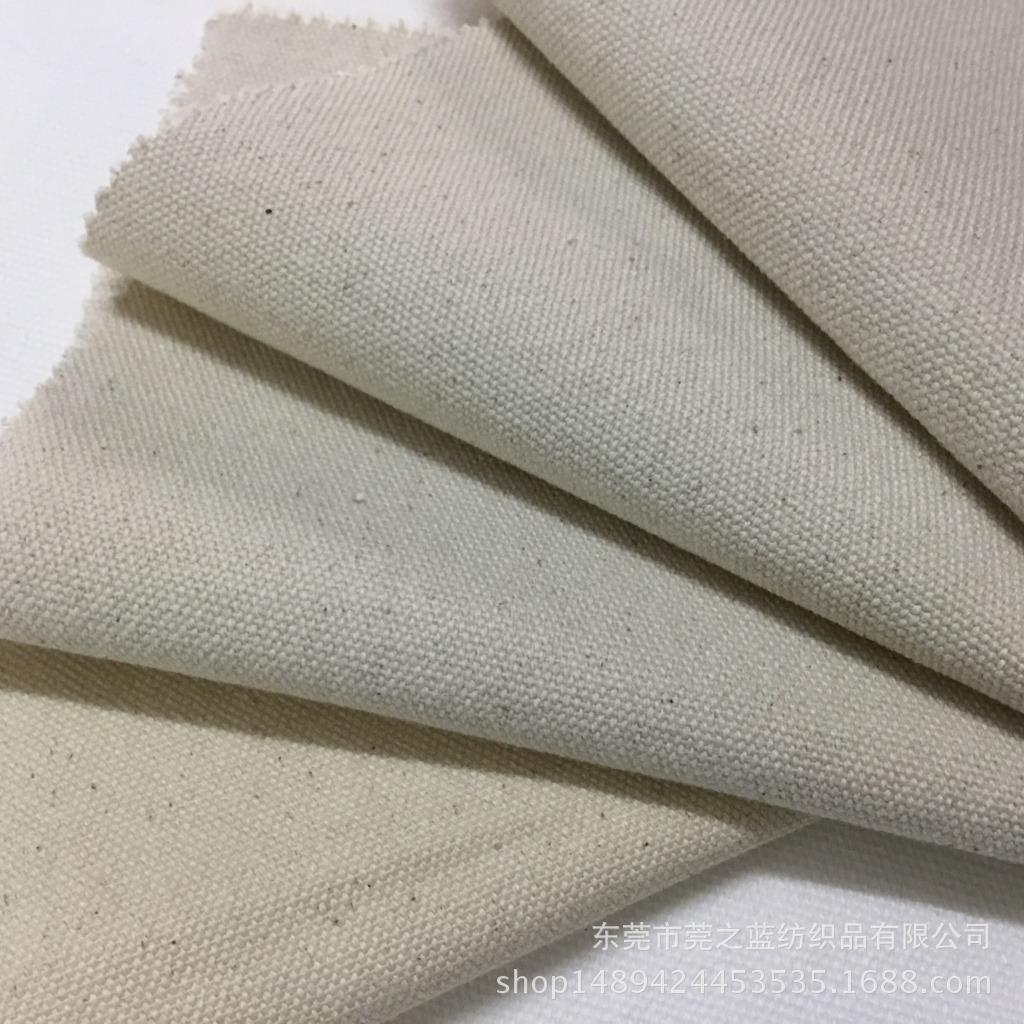 WANZHILAN Vải Cotton mộc Nhà máy trực tiếp 6-24 amp vải cotton vải vải túi vải 8 amp vải 12 amp vải